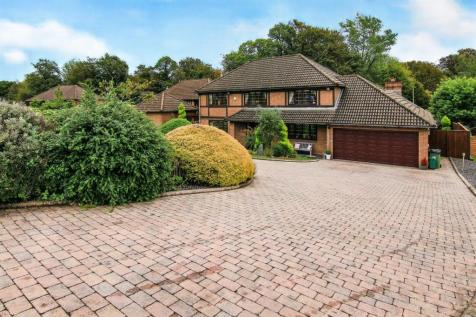 St Annes Court, Talygarn, Pontyclun. 5 bedroom detached house