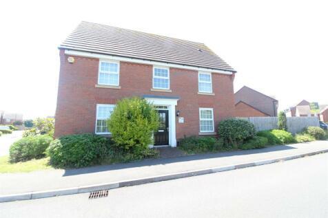 Laburnum Grove, Spring Gardens, Shrewsbury. 4 bedroom detached house