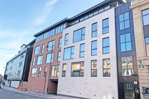 4 Chester House, Chester Street, Shrewsbury. 2 bedroom apartment