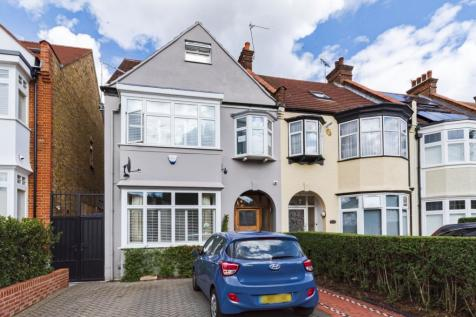 Hanover Road, Queens Park, NW10. 5 bedroom house