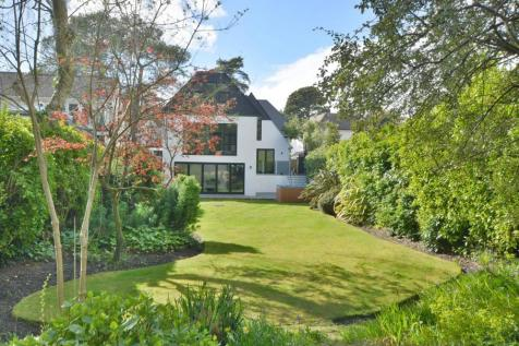 Compton Avenue, Lower Parkstone, Poole, BH14 8PY. 5 bedroom detached house