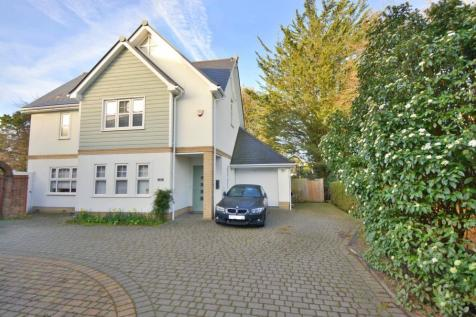 Alipore Close, Lower Parkstone, Poole, BH14 9NS. 4 bedroom detached house