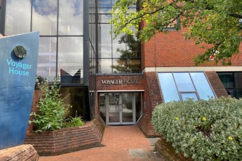 Voyager House, Poole, BH15 1DX. 2 bedroom flat