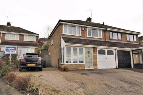 Magdalen Close, Dudley. 3 bedroom semi-detached house for sale