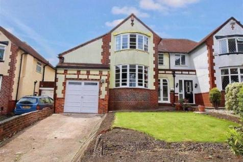 The Broadway, Dudley. 3 bedroom semi-detached house for sale
