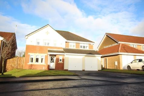 Ratho Drive, Cumbernauld, Glasgow, G68. 5 bedroom detached house