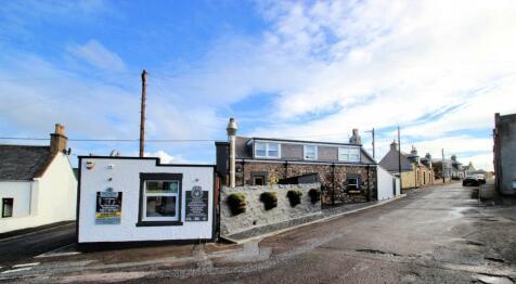 Union Street, Portknockie, Buckie, AB56. Property for sale