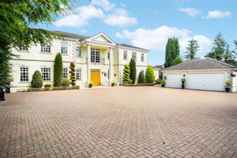 Mayfair House, Sunningdale. 6 bedroom detached house for sale