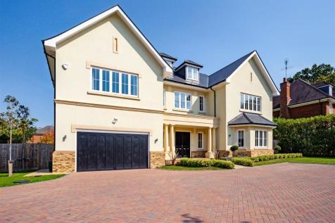 Devenish Lane, Sunningdale. 6 bedroom detached house for sale
