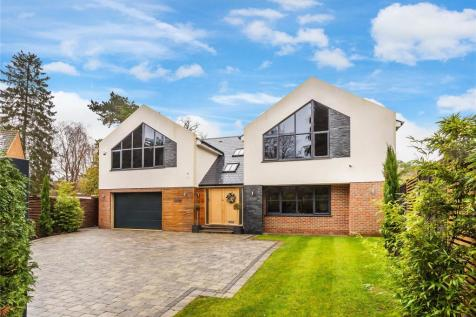 Horsell, Woking, Surrey, GU21. 5 bedroom detached house for sale