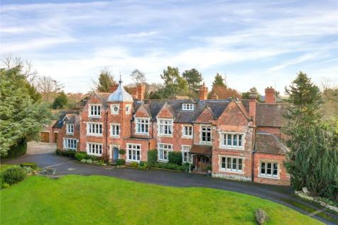 Repton, Derby. 7 bedroom detached house for sale