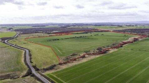 Morpeth, Northumberland. Land for sale