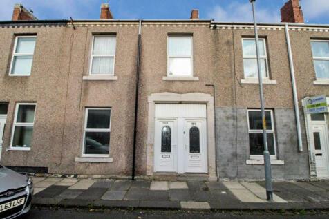 Percy Street, Blyth. 2 bedroom ground floor flat