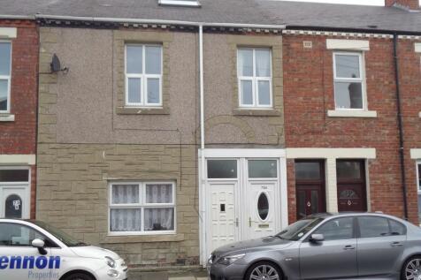 William Street, Blyth. 3 bedroom maisonette
