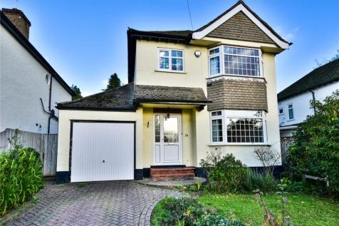 The Ridgeway, Watford, Hertfordshire, WD17. 3 bedroom detached house for sale