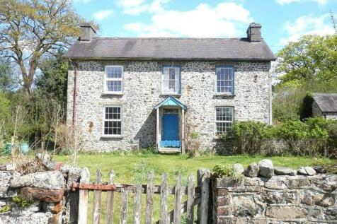 Rhandirmwyn, Llandovery, Carmarthenshire.. 5 bedroom detached house for sale