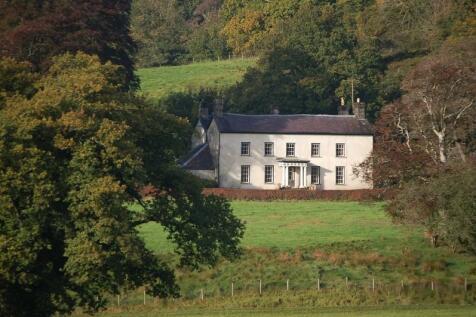 Cilycwm, Llandovery, Carmarthenshire.. 6 bedroom detached house for sale