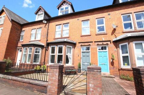 Warwick Road, Carlisle, CA1. 7 bedroom terraced house for sale