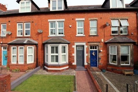 Warwick Road, Carlisle, CA1. 5 bedroom terraced house for sale