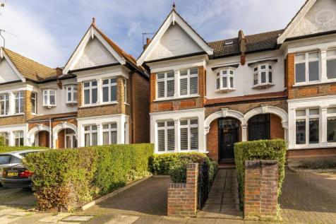 Hollingbourne Gardens, W13. 4 bedroom semi-detached house for sale