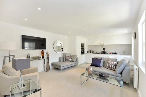 Palace Gate Kensington Kensington London. 2 bedroom flat
