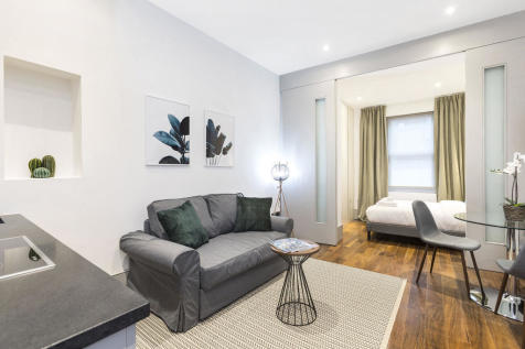 Collingham Place, SW5. 1 bedroom apartment