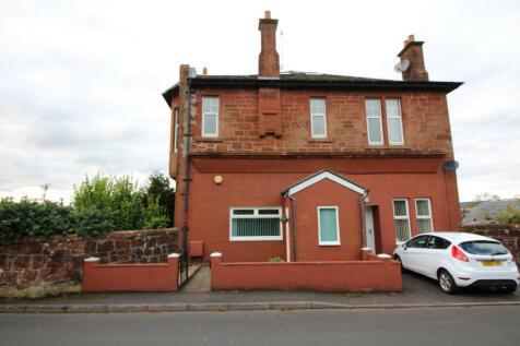 Seton Terrace, Skelmorlie, Ayrshire, PA17. 2 bedroom ground floor flat
