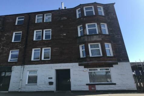 Station Road, Dumbarton,. 1 bedroom flat