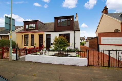 Firpark Street, Motherwell. 2 bedroom semi-detached house