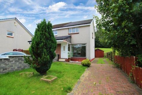 Brogan Crescent, Motherwell. 2 bedroom semi-detached villa