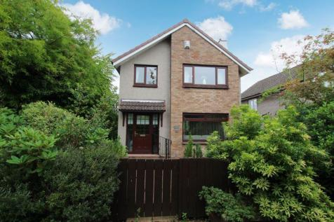 Annan Glade, Motherwell. 3 bedroom detached house