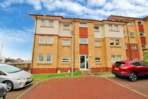 Guthrie Court, Motherwell. 2 bedroom flat
