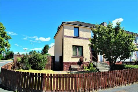 Princes Street, Motherwell. 3 bedroom end of terrace house