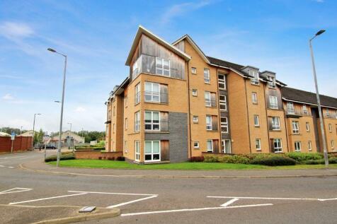 Roxburgh Court, Motherwell. 2 bedroom flat
