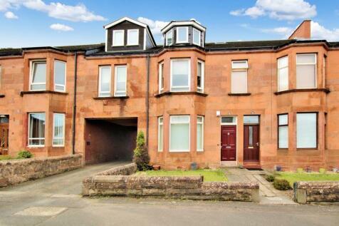 Catherine Street, Motherwell. 2 bedroom flat