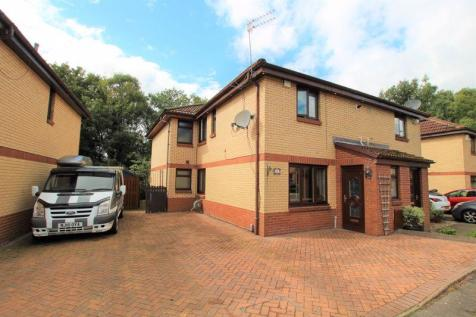 Herald Grove, Motherwell. 4 bedroom semi-detached house