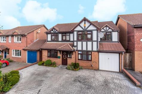 Balcombe Close Bexleyheath DA6. 5 bedroom detached house for sale