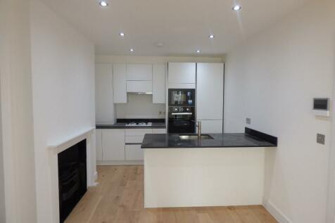 Greenwich South Street, London, SE10. 1 bedroom duplex