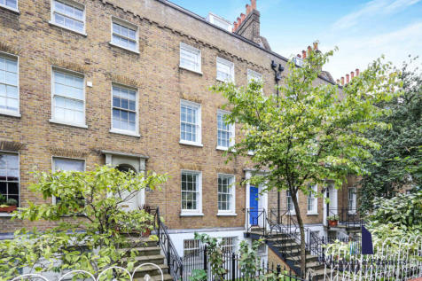 New Kent Road, London, SE1. 4 bedroom terraced house for sale