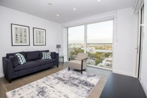 Baldwin Point, Elephant Park, Elephant & Castle SE17. 1 bedroom apartment