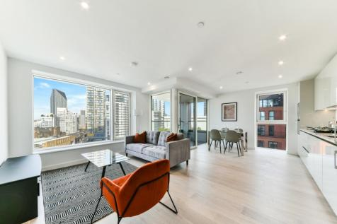 Hurlock Heights, Elephant Park, Elephant & Castle SE17. 2 bedroom apartment for sale