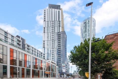Gladwin Tower, Nine Elms Point, Vauxhall, SW8. 1 bedroom apartment