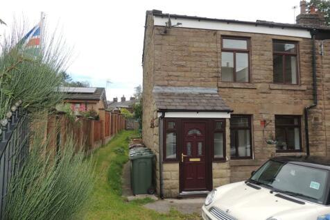 Sutton Lane, Chorley, PR6. 2 bedroom end of terrace house