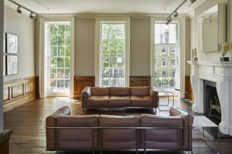 Camberwell Grove, London SE5. 4 bedroom terraced house