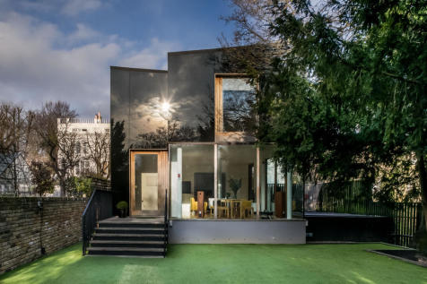 The Tree House, Redberry Grove, London SE26. 4 bedroom detached house for sale
