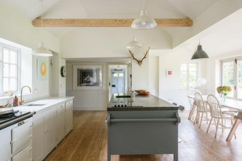 Kettleburgh Hall, Woodbridge, Suffolk IP13. 7 bedroom detached house for sale