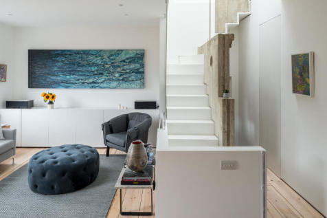 Victoria Mews, London NW6. 3 bedroom mews house for sale