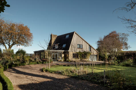 The Cyphers, Alwoodley, Leeds. 5 bedroom detached house for sale