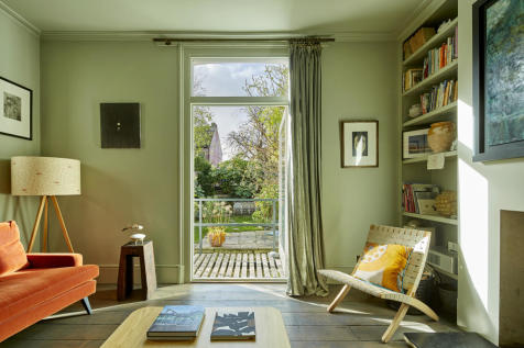 Camberwell Grove, London SE5. 4 bedroom semi-detached house for sale