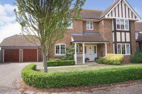 Foreland Heights, Broadstairs, CT10. 5 bedroom detached house for sale